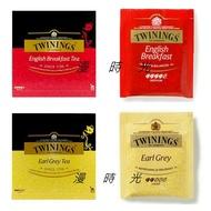 【漫時光】TWININGS 唐寧 英倫早餐茶 皇家伯爵茶 2g*100包 早餐茶 伯爵茶 / COSTCO 好市多