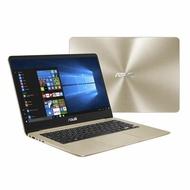 華碩 ZENBOOK UX430UN系列 (UX430UN-0211D8250U) 璀璨金 (14吋窄邊框/I5/8G/256GSSD/MX 150 2G/1.25KG)