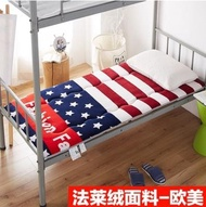 Students Mattress 90190 Winter Thick 0.9 Dormitory Bunk Bed Foldable Mattress Single Bed Dormitory