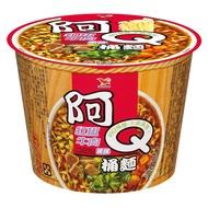 【阿Q桶麵】紅椒牛肉,12桶/箱,平均單價36.58元