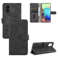 Casing For Samsung Galaxy A51 5G Flip Wallet Cover Samsung A51 5G PU Leather Case