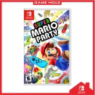 (Switch) Super Mario Party (ENG) - NEW