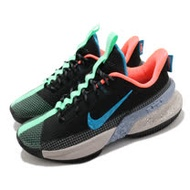 Nike 籃球鞋 LeBron Ambassador XIII 運動 男鞋 LBJ 13 明星款 XDR外底 黑 綠 CQ9329004 CQ9329-004