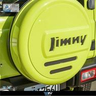 【柏霖】Dimotiv SUZUKI JIMNY 20-21 車身飾貼組 備胎箱LOGO DMV