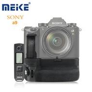◎相機專家◎ Meike 美科 SONY MK-A9 Pro A7R3 電池手把 A7R III A9 垂直手把 含遙控器版 公司貨