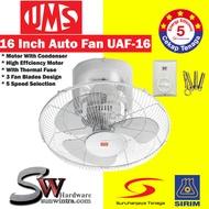 UMS 16 Inch Ceiling Auto Fan (16 ) Ceilling fan Kipas Siling 360 Degree