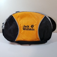 【小衣櫃】Jack Wolfskin 飛狼 腰包 後背包 兩用