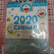 哆啦A夢文具用品福袋 迴紋針 月曆 筆袋 橡皮擦