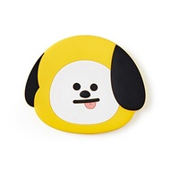▶$1 Shop Coupon◀  BT21 Official Merchandise by Line Friends - CHIMMY Character Silicon Hand Mirror,