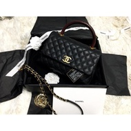 chanel coco handle 28cm全新現貨