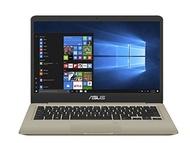 ASUS VivoBook S Thin & Light Laptop, 14in FHD, Intel Core i7-8550U, 8GB RAM, 256GB SSD, GeForce M...