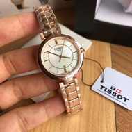 Original Tissot T094 Flamenco Classic Quartz Watch For Women Watches