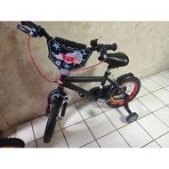 9成新,VT ventura 14吋兒童腳踏車,有輔助輪