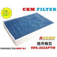 【CKM】適用 HONEYWELL HPA-202APTW HRF-R1 超越 原廠 無毒 濾芯 濾網 非HEPA濾芯