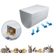 Summer Pet Hamster Rabbit Cooling House Hideout Tunnel Heat Dissipation Cooler