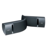 《南港-傑威爾音響》BOSE 161™ 壁掛式環繞喇叭/書架喇叭,流線設計造型,黑/白兩色