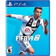 Japan ps4 fifa 19 game title