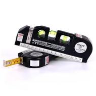 鐳射水準尺 鐳射水平儀測量水準尺 捲尺 紅外線微型打線器投線儀【DP470】◎123便利屋◎