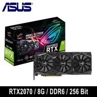 ASUS 華碩 ROG-STRIX-RTX2070-O8G-GAMING 顯示卡