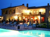 住宿 Relais Tenuta Del Gallo 德爾加洛特魯塔酒店
