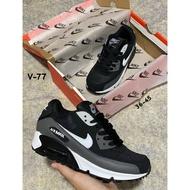 【พร้อมส่งจากไทย】【พร้อมกล่องเดิม】 รองเท้า Nike air max 90 รองเท้าผ้าใบ รองเท้าแฟชั่น รองเท้าลำลอง 1/1