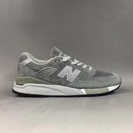 【天下潮流】New Balance nb 998 灰藍 美國製 麂皮 復古 M998CH 男女