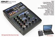 MIXER ASHLEY AUDIO 402 mikser ashley audio402