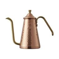金時代書香咖啡 Kalita x TSUBAME 手工銅製細版手沖壺 700ml #52203 (下單前須詢問商品是否有貨)
