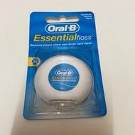 Oral-B 歐樂B 50M牙線無蠟/有蠟
