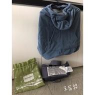 二手天王星BECO 揹巾➕全新防風雨罩