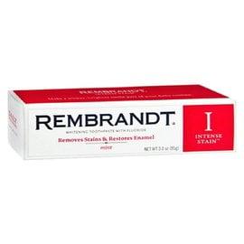 美國 Rembrandt 林布蘭潔白牙膏 美白牙膏