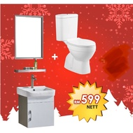 WAter closet + cabinet package ( KLANG VALLEY)
