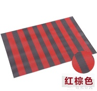 地墊PVC鏤空加厚防滑墊地墊門墊進門塑膠墊子家用廚房浴室環保腳墊