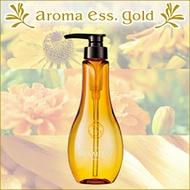 【日本代購】日本POLA aroma ess.GOLD 天然草本洗髮精 460ml(日本五星級飯店推薦)