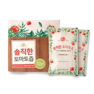 [水果戀歌] 番茄汁 100ml 10入 [韓國國產]