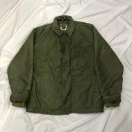 男朋友古著 _ 古著 usn a2 deck jacket 美國海軍公發 甲板外套 s size