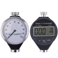 คุณภาพสูงLX-A/LX-C/LX-Dความแข็งเครื่องทดสอบดิจิตอลShore Durometer Shore A C D Shore O Durometer