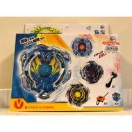 玩具出清 四合一戰鬥陀螺超值組 男孩禮物
