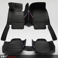 18-19款全新寶馬BMW X2 全包圍全包腳踏墊 踏墊 腳墊 汽車腳踏墊X2內飾改裝