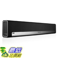 [107美國直購] 揚聲器 Sonos PLAYBAR TV Soundbar/ Streaming TV and Music Speaker