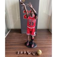 拆賣原廠ENTERBAY Michael Jordan 12吋人偶