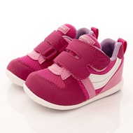 日本Moonstar機能童鞋 HI系列頂級學步款 MSB77S2櫻桃粉(寶寶段)