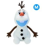 【雪寶 絨毛玩偶】冰雪奇緣2 雪寶 絨毛玩偶 娃娃 M號 日本正版 該該貝比日本精品 ☆