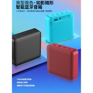 Mini Wireless Portable Speaker TWS Support TF Pendrive AUX Bluetooth Speakers ABODOS AS-BS06 AS BS06