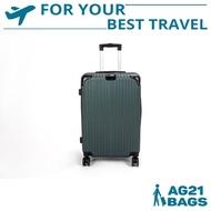 กระเป๋าเดินทาง กระเป๋าเดินทาง 24 นิ้ว กระเป๋าเดินทางล็อกรหัส กระเป๋าเดินทางล้อลาก ล้อหมุนได้ 360 องศา วัสดุ ABS+PC ทนทาน ราคาประหยัด