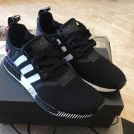銷冠實拍 熱銷現貨 Adidas NMD R1 Japan 日本限定 黑白 黑紅 白紅 日文 BOOST EF2357
