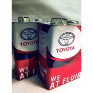 👺5號油倉庫 👺toyota LEXUS WS日本進口變速箱油
