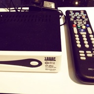 無線台高畫質電視接收器