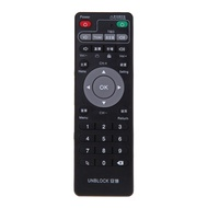 ❤❤ Set-Top Box Learning Remote Control For Unblock Tech Ubox Smart TV Box Gen