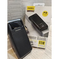 Pavareal Power Bank PB-97 65W 20000MAH Huawei Super Charger /OPPO VOOC/QC 3.0
